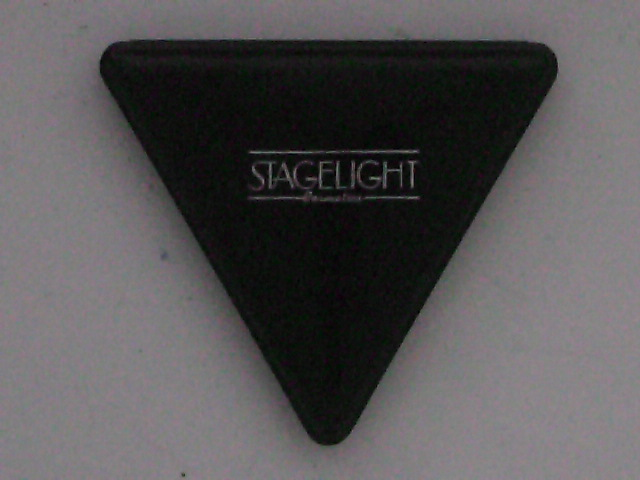CIRCA-1980-Stagelight_Cosmetics-glitter-eyeshadow-in it's-distinctive-triangular-case