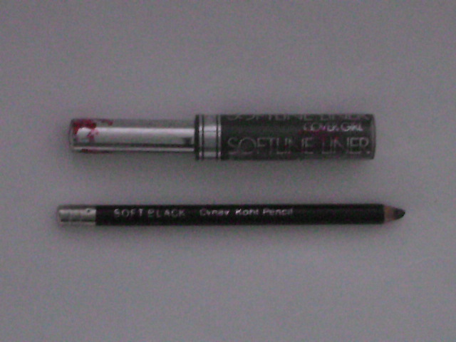 photo-soft-black-eyebrow-pencil-CoverGirl-Softline-liquid-eyeliner